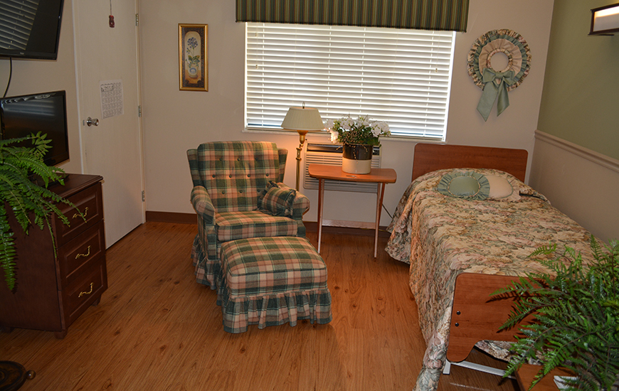 Betz Nursing Home single room