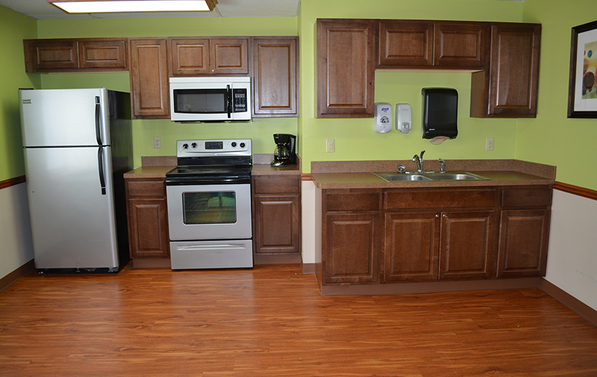Williamsport Nursing & Rehabilitation kitchenette